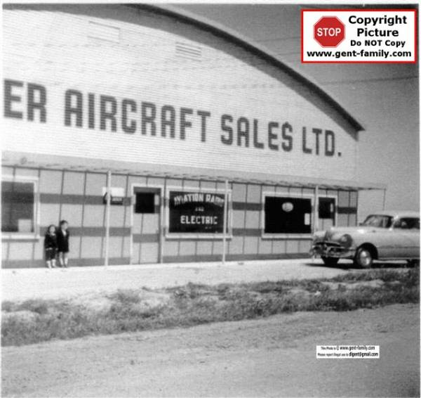 Vancouver Aircraft Sales Ltd  - Doug Gent History Pages
