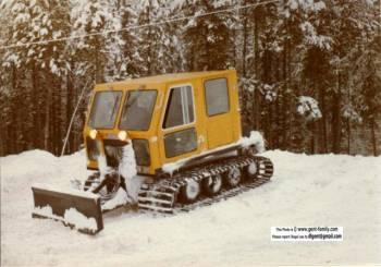 BC Tel- Snowcats -