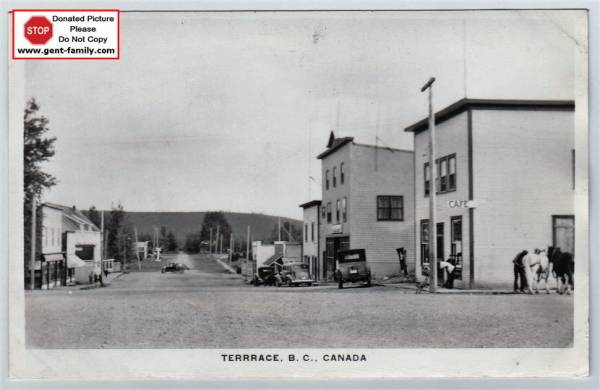 Terrace and Area- Postcards Page 3